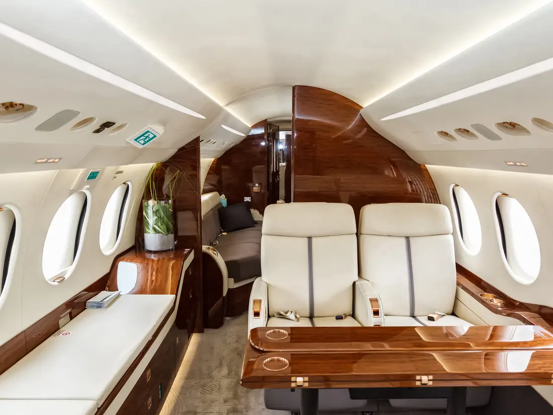 Flying on a Private Jet, The Ultimate in Luxury Travel