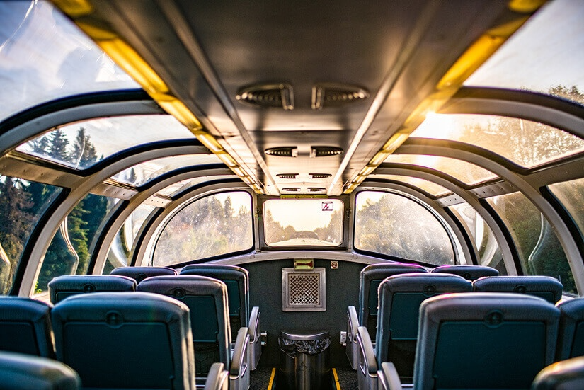 The Best Train Trips in Canada and Scenery to Enjoy Along the Way